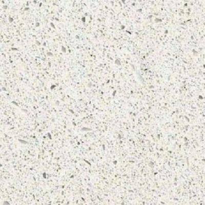 Frost White Quartz Granite System Kitchen Countertops