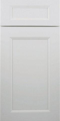 Uptown White door
