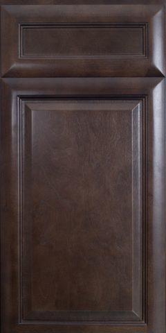 Espresso Door