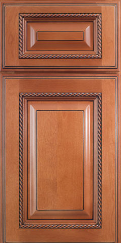 Sienna Rope Door